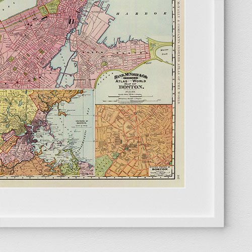 US City Map Collection