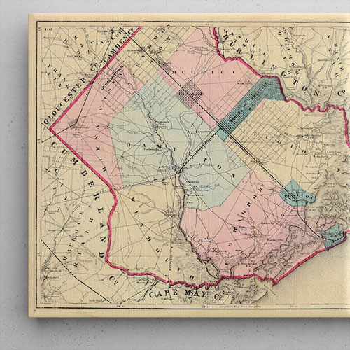 US County Map Collection