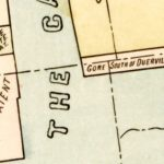 Vintage Map of Clinton County, New York 1885